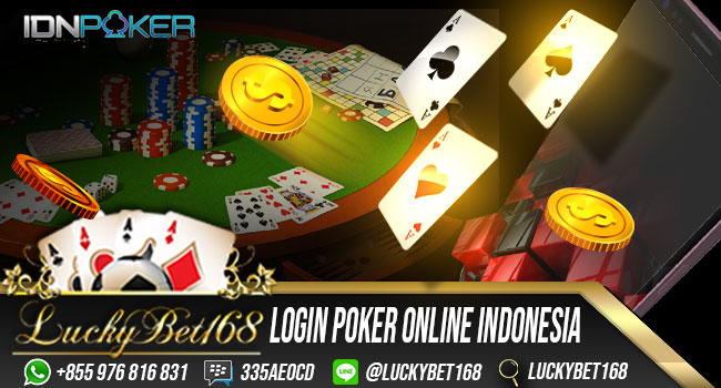 Login Poker Online Indonesia